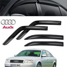 Paravanturi Fata Spate WeatherTech Audi A6 1997-2003 Berlina - Paravanturi tuning