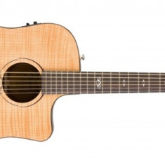 Chitara electro-acustica Fender T-Bucket 400CE Flame Maple