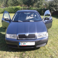 Skoda Octavia 2005, singur proprietar, Benzina, 215000 km, 1400 cmc