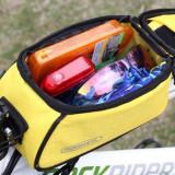 Borsete de biciclete cu suport pentru telefon - Accesoriu Bicicleta