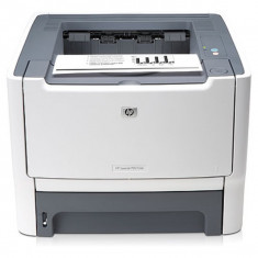 Imprimanta Laser HP LaserJet P2015N, 1200 x 1200 dpi, 27 ppm, USB 2.0, Retea, Cartus nou compatibil 3k - Imprimanta laser alb negru HP, A4, 25-29 ppm