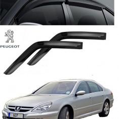 Paravanturi Fata WeatherTech Peugeot 607 2000-2011 - Paravanturi tuning