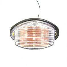 Lampa led 24 V lumina alba cu sistem de prindere - Camion