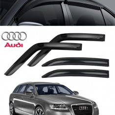Paravanturi Fata Spate WeatherTech Audi A6 2004-2011 Break - Paravanturi tuning