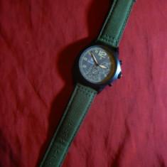 Ceas Cronograf barbatesc World Time International, D=4 cm - Ceas barbatesc, Quartz