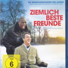 Film Blu Ray : Intouchables ( original - subtitrare in lb.franceza ) - Film drama