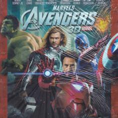 Film Blu Ray 3D: The Avengers ( 2 discuri sigilate - subtitrare in lb.romana) - Film actiune
