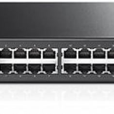 Switch TP-Link T1500-28PCT, 24 porturi 10/100Mbps, 4 porturi Gigabit, 2 porturi SFP, Rackmount, Layer 2 Management