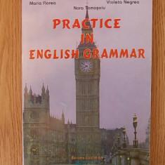 PRACTICE IN ENGLISH GRAMMAR- BARGHIEL - Curs Limba Engleza Altele