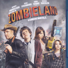 Film Blu Ray : Zombieland ( original - subtitrare in lb.romana ) - Film comedie