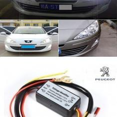 Modul Lumini De Zi (DRL) aprindere stingere automata faruri si lumini de zi 12v Peugeot