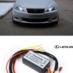 Modul Lumini De Zi (DRL) aprindere stingere automata faruri si lumini de zi 12v Lexus