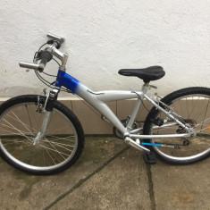 14 bicicleta treisfert second-hand, germania r24 - Mountain Bike, 16 inch, Numar viteze: 21