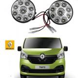 Proiectoare Ceata cu Leduri Renault Trafic 2014-2016 - Proiectoare tuning