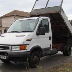 Iveco Daily 50c11 Basculant, 2.8 Turbo Diesel, an 2000 - Utilitare auto
