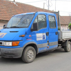 Iveco Daily, 2.8 Diesel, an 2001 - Utilitare auto