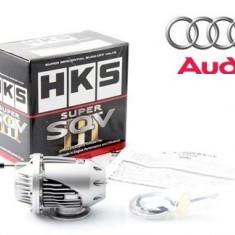 Supapa Blow-Off HKS SQV 3 Audi A4 1.4TFSI, 2.0TFSI - Blow Off Valve