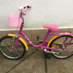 12 bicicleta copii second-hand, germania r18, 14 inch, 11 inch, Numar viteze: 1