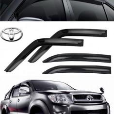 Paravanturi Fata Spate WeatherTech Toyota Hilux 2005-2010 - Paravanturi tuning