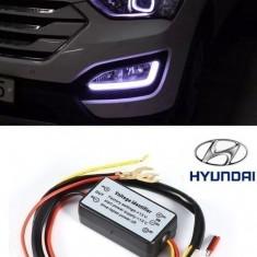 Modul Lumini De Zi (DRL) aprindere stingere automata faruri si lumini de zi 12v Hyundai