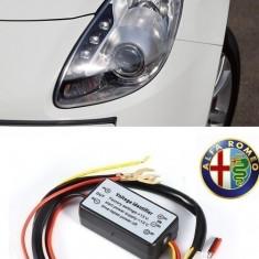 Modul Lumini De Zi (DRL) aprindere stingere automata faruri si lumini de zi 12v Alfa Romeo