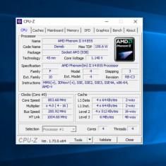 Amd Phenom II X4 B55 Quad Core Gaming 3, 2ghz 6MB L2 cache socket AM3 - Procesor PC AMD, Numar nuclee: 4, Peste 3.0 GHz