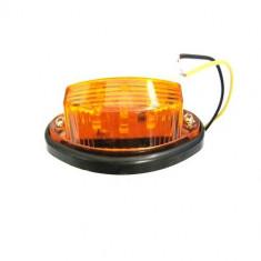 Lampa led galbena 12 V cu sistem de prindere - Tuning camioane