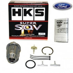 Supapa Blow-Off HKS Ssqv 4 Ford Focus St 2.0 EcoBoost - Blow Off Valve