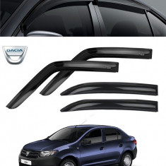 Paravanturi Fata Spate WeatherTech Dacia Logan 2004-2013 - Paravanturi tuning
