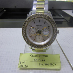 Ceas fossil es2944 (lct) - Ceas dama Fossil, Quartz, Analog