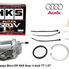 Supapa Blow-Off HKS Ssqv 4 Audi TT 1.8T - Blow Off Valve