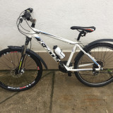 22 bicicleta x-zite second-hand,germania r26 aluminiu