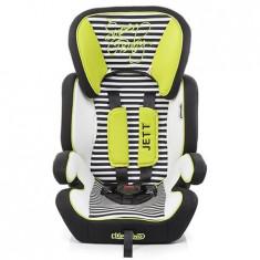 Scaun Auto Chipolino Jett Lime 2016 - Scaun auto copii Chipolino, 1-2-3 (9-36 kg), Isofix
