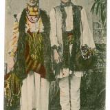 1228 - Bucovina, Ethnics - old postcard, CENSOR - used - 1917
