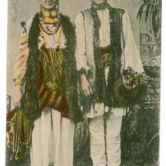1228 - Bucovina, Ethnics - old postcard, CENSOR - used - 1917 - Carte Postala Bucovina 1904-1918, Circulata, Printata