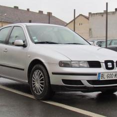 Seat Leon, 1.6 benzina, an 2001, 187000 km, 1598 cmc