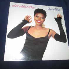 Joyce Sims – All About Love _ vinyl(LP, album) Germania - Muzica Dance Altele, VINIL