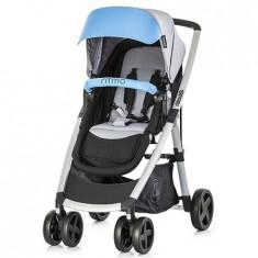 Carucior Ritmo blue 2015 - Carucior copii 2 in 1 Chipolino
