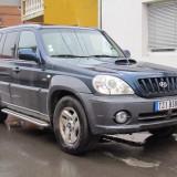 Hyundai Terracan, 2.9 CRDI, an 2002