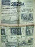 Ordinea 21 mai 1941 Nichifor Crainic aviatie Ardeal vanatoare legionar moda