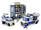 JOC CONSTRUCTIE PIESE TIP LEGO COMPATIBILE 100%,POLITIA SI SPARGATORII DE BANCI., Unisex