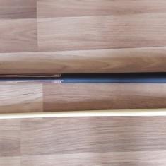 Tac biliard T-Ace din 2 bucati fibra de sticla si grafit - Tacuri biliard