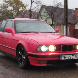 BMW e34 520i, 2.0 benzina, an 1993