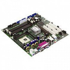 Placa de baza FUJITSU SIEMENS D1561, DDR, SATA, Socket 478 + Procesor Intel Pentium 4, 2.80 GHz