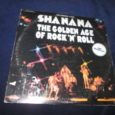 Sha Na Na ‎– The Golden Age Of Rock 'n' Roll _ vinyl(dublu LP) SUA - Muzica Rock & Roll Altele, VINIL