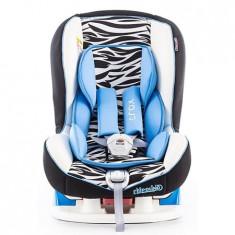 Scaun Auto Crox Blue 2015 - Scaun auto copii Chipolino, 0+ (0-13 kg), Isofix