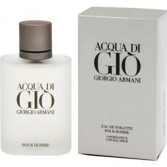 PARFUM ACQUA DI GIO 100 ML --SUPER PRET, SUPER CALITATE! - Parfum barbati Armani, Apa de toaleta