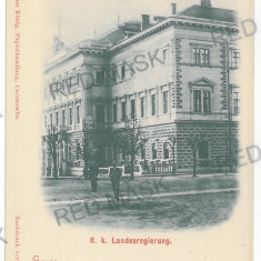 108 - Bucovina, CERNAUTI - old postcard - unused - Carte Postala Bucovina pana la 1904, Necirculata, Printata