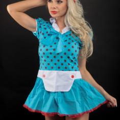 Lenjerie Lady Lust Sexy 194 Costum Rochita Palarie Papusa de Carpa Rag Doll - Lenjerie sexy femei, Marime: M/L, Culoare: Din imagine
