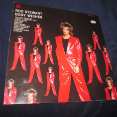 Rod Stewart ‎– Body Wishes _ vinyl(LP, album) Germania - Muzica Rock warner, VINIL